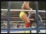 SNME - WWF Title - Hulk Hogan vs Big Bossman