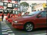 Fiat vs ferrari vs f1