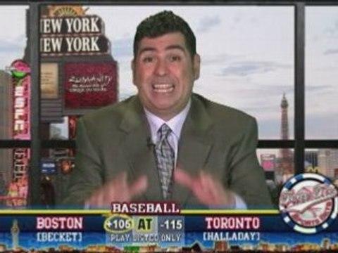 Boston Red Sox @ Toronto Blue Jays MLB Preview