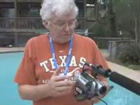 Canon HV20 vs Canon XHA1 high def camcorder showdown