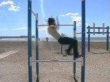 entrenamientos Parkour day & acro 2