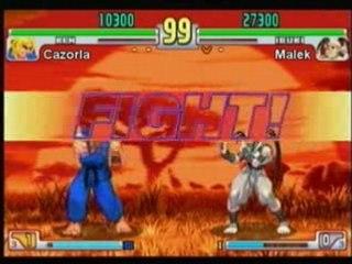 GnouzBR8-SF3.3-Houu!Crush!Shoryuken! vs Bras Cassés part2