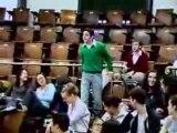 Reach A Lecture Musical Prank
