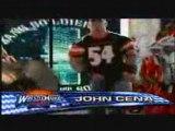 [ article n ° 2 ] >> Entrance de John Cena WrestleMania 24 <<