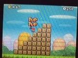 new super mario bros DS - 99 vies !!