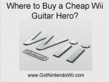 Wii Guitar Hero - Wii Guitar Hero Cheap