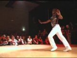 Nuit de la salsa 2008 - Le Mans - Impro de Jorge Yanek Diana