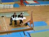 Eline Gymnastique 2008 [4-La poutre]