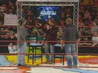 HBK,Batista On Jericho Hight Reel 04.07.08