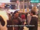 MARS 2008: DEFI: embrasser les couilles d'un taureau