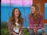 """Le cast' d'Hannah Montana parle """"des filles et garçons"""" ..."""