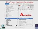 Microsoft Word 2004 - Travaux pratiques 2.