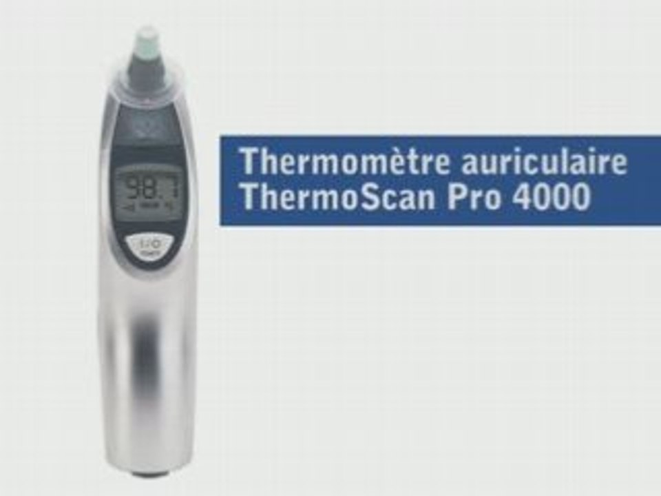 le Thermoscan Pro4000 chez NMmedical