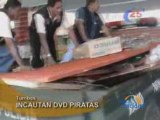 INCAUTAN DVD PIRATAS - TUMBES