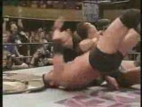 Catch table mike awesome vs masato tanaka