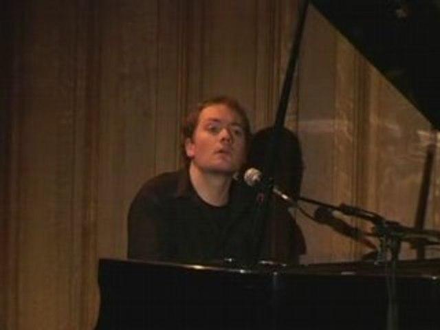 Bastien Lucas - concert à la Sorbonne #1/2