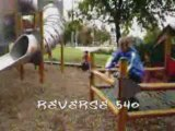 Movimientos parkour