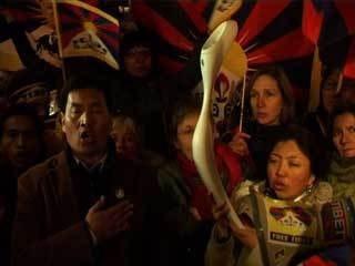La flamme tibétaine de la liberté