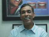 Rafael tells about his Extreme Smile Makeover Experience