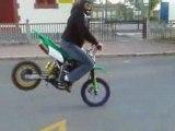 110 cc sisi moto dirt bike