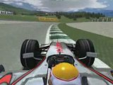 rFactor - A1 ring Lewis-Hamilton onboard