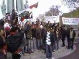 Manifestation a Nantes pour soutenir Redeyef-Tunisie