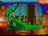 Sonic rave dance music video