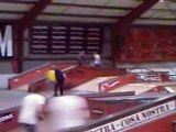 bastien skate au parck a chelle avec vincent