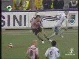 Palermo-Catania 1-0 sintesi ed interviste di A. Patanè