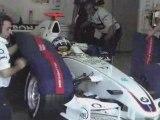 Formule 1 - Essais Privés Monza 15-06-2006