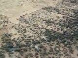 Zouérate vue par hélicoptère (1)