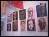 TAJIOUTI - Artiste contemporain- Exposition au Maroc - 2M