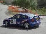 Rallye de Venasque 2008, col de Murs