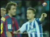 Recreativo 2 - 2 FC Barcelona