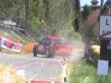 Rallye fronton 2008 2iéme passage partie1