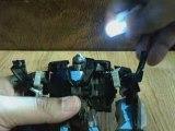 Transformers Allspark Stockade Toy Review