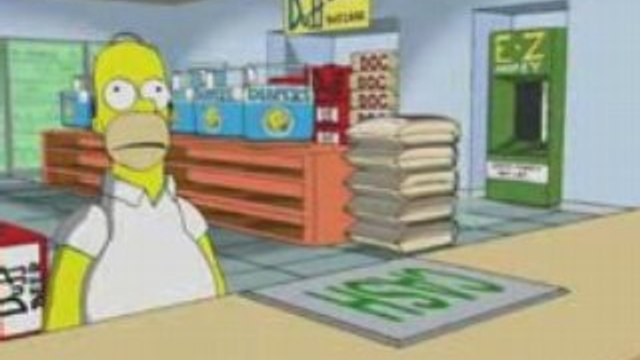 The Simpsons Game Grand Theft Scratchy
