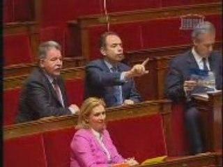 RGPP Pierre-Alain Muet, Assemblée nationale 17 avril 2008