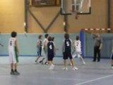 Basket Nanterre Meudon Minime