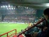 Standard-Westerlo 2006 - Entrée des joueurs