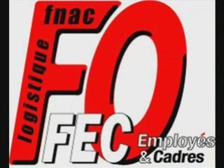 FO fnac logistique - Grève 11 avril 2008