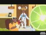 T-Pain, Akon and Snoop Dogg (Cartoon Funny)
