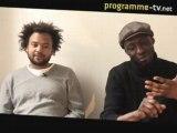 Interview de Fabrice Eboué et Thomas NGijol