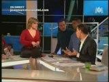 Qui Fait La France chez Fogiel 15 04 2008