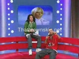 Mary J. Blige Stay Down Preview