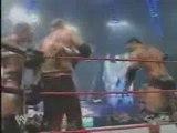 Kane & Randy Orton & Batista vs Hbk & RVD & Goldberg