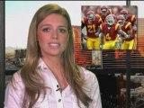 NCAA College Football USC Trojans Report