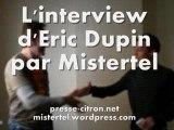 L'interview d'Eric Dupin de Presse-citron.net sous titrée