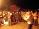 Bolas et cracheurs de feu au Takatouvidé 2007