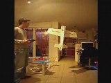 Torque indoor dans l'appartement